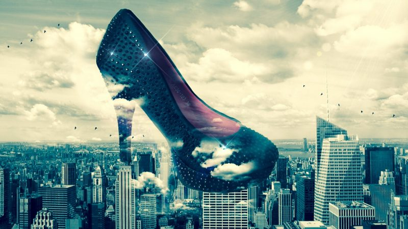 В главната роля: Върховете на обувките